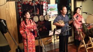 鳩間可奈子&ファミリー 沖縄民謡5