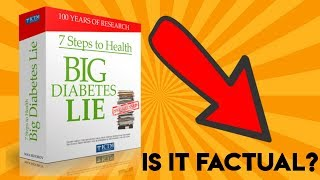 7 Steps To Health And The Big Diabetes Lie Review | Is It Factual? + 50% OFF
