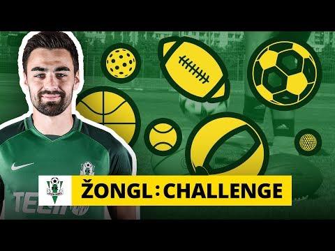 Žongl Challenge: David Hovorka