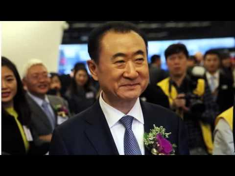 BBC News-China's Dalian Wanda to buy Swiss sports firm