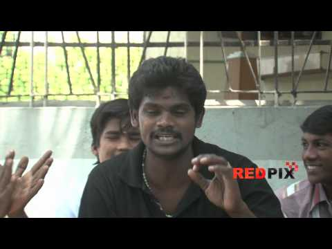Authentic Chennai Gana Song (intro and song 2 - the ill effects of fast food)