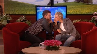 Download Lagu Justin Timberlake's Best Moments on Ellen Gratis STAFABAND