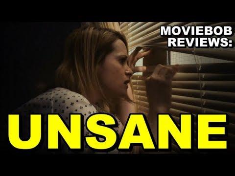 MovieBob Reviews: UNSANE (2018)
