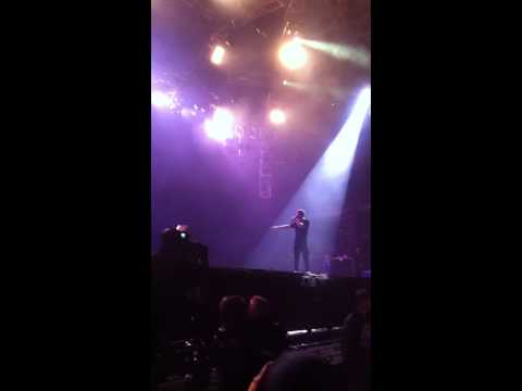 Openair Frauenfeld 2012 - Drake brings 50 Cent and Wiz Khalifa on stage (+ Up All Night)