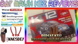 REDCAT KT12 BRUSHED 1:12 SCALE 4WD RC BUGGY RC SATURDAY