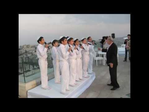 Angels Jewish Boys Choir