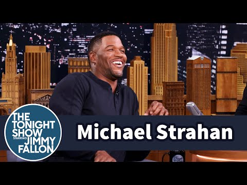 Michael Strahan's RV Camper Caught on Fire
