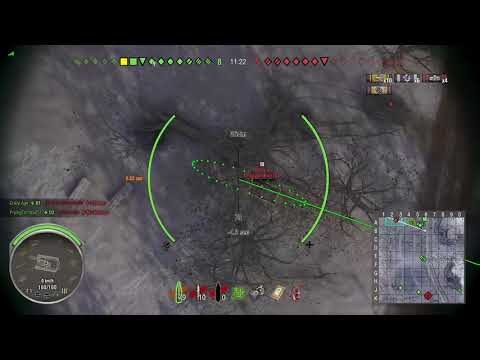 World of Tanks Xbox one Sexton I 9 Kills (M) 2003 damage