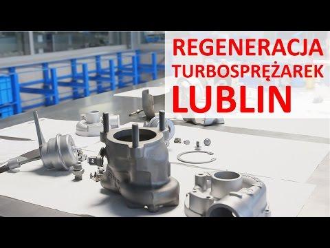 Regeneracja Turbosprężarek Lublin | Naprawa Turbin W Lublinie