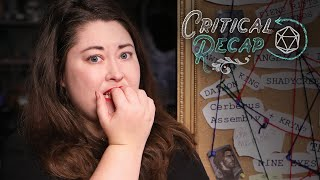 Critical Recap -- Episode 83: Dark Bargains
