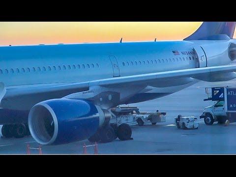 DELTA Airbus A330-200 / Atlanta to Buenos Aires