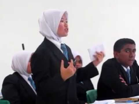 Inter-school Debate Competition 2012 FINALS (3rd Speaker)