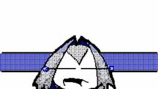 Blame it on the pop Funny Animation made in Flipnote by Blue Mew