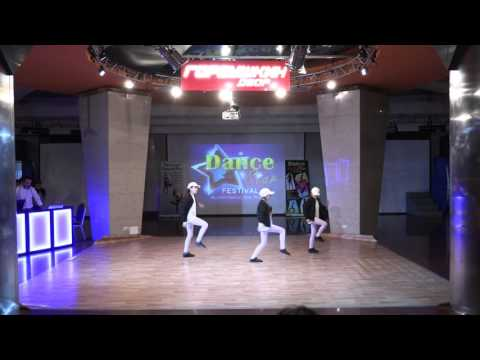Школа танцев APRIORI. Руководитель Лия Громова 9 -10 лет