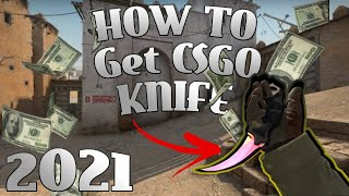 How to get a knife in csgo! [NO DOWNLOAD WORKS 100% APRIL 2018]!!!!