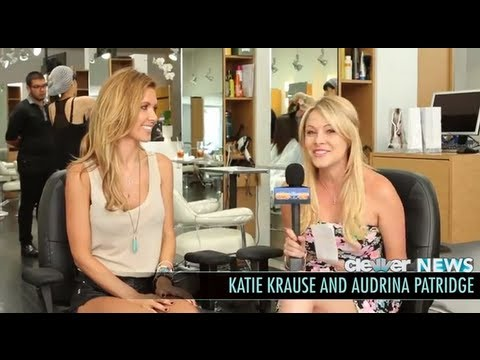 Audrina Patridge Talks Hills Reunion, Babies and Weddings!