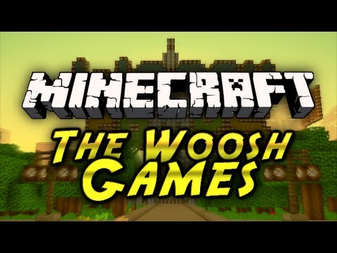 Minecraft: The Woosh Games w/ AntVenom!
