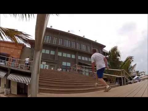 Footbag Stunt Up 16 Stairs video