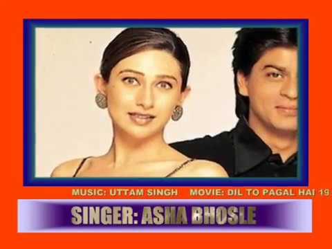 CHORI CHORI CHUP CHUP KAR ( Singer, Asha Bhosle )