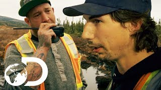 Gold Rush | SEASON 8 | Two Broken Machines Cause Loss of Gold for Parker