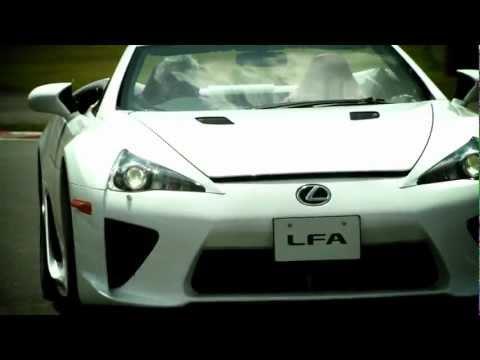 Lexus LFA Spyder - Jay Leno's Garage