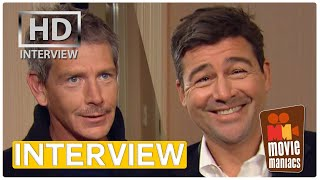 Kyle Chandler & Ben Mendelsohn on Bloodline - EXCLUSIVE interview (2015) Netflix