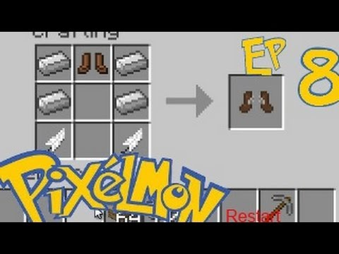 How To Make Running Shoes In Pixelmon 28 Images How To