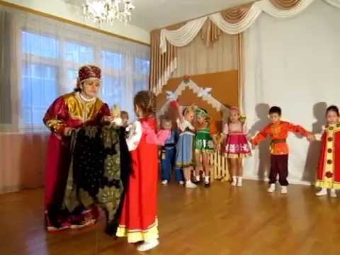 Детский сад №301 г.Уфы Сказка Гуси-лебеди