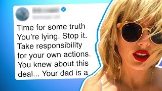 Taylor Swift Lied? The Truth About How She Lost Her Music, Her Dad Knew It All?
