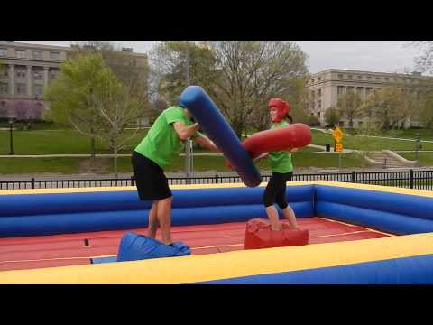Inflatable Game Rentals at Big Ten Rentals in Iowa City