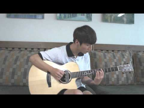 (pharrel Williams)happy - Sungha Jung video