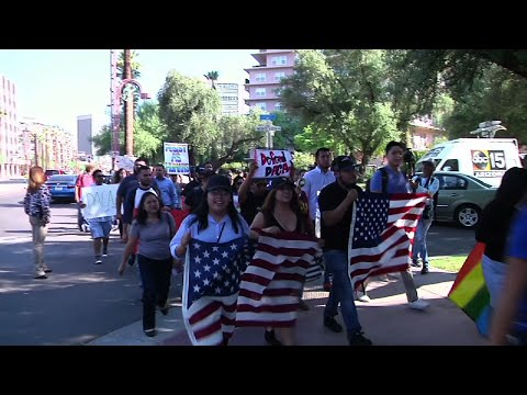Defiant Dreamers Still Hope For Immigrant Deal