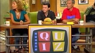 Burger Quizz   Alain Chabat Avec Anne Depetrini, Laurent Baffie , Dominique Farrugia & Marco