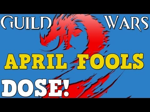 Guild Wars 2 Dose - April Fools Edition // Combat Changes And Motion Controls!