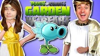 TRAGÉDIA GREGA! - Plants vs. Zombies: Garden Warfare (XBOX ONE)