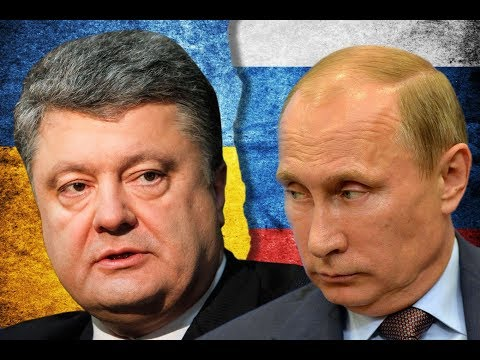 Порошенко обратился к Путину на ТЫ