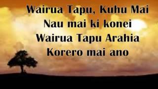 Wairua Tapu
