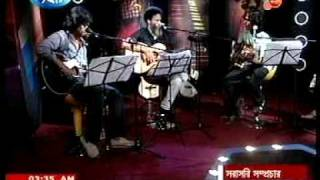 Hayder Hossain - Ami Faisa Gechi (Acoustic Live with Bappa & Partho)