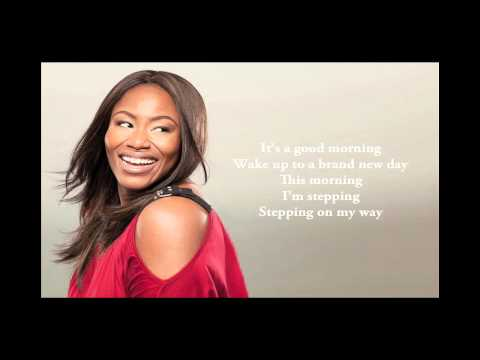 Mandisa: Good Morning - Official Lyric Video video