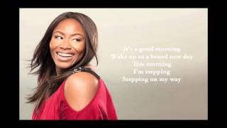 Watch Mandisa Good Morning video