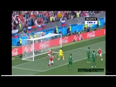 🔴Russia vs Saudi Arabia FIFA World Cup Game 1 Live Stream
