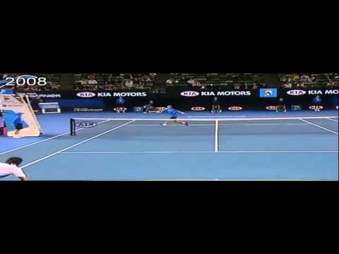 Lleyton Hewitt Volleys