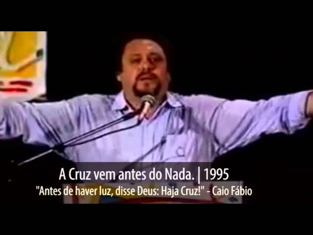 """Grande Heresia: """"A cruz vem antes do nada"""". - 1995"""