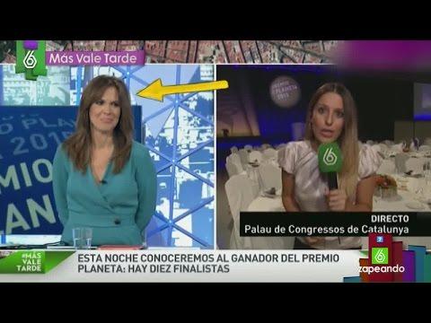 La reacción de Mamen Mendizabal al enterarse de que Cristina Pedroche optaba al Premio Planeta