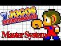 Master System 7 Jogos Indispensáveis mp3