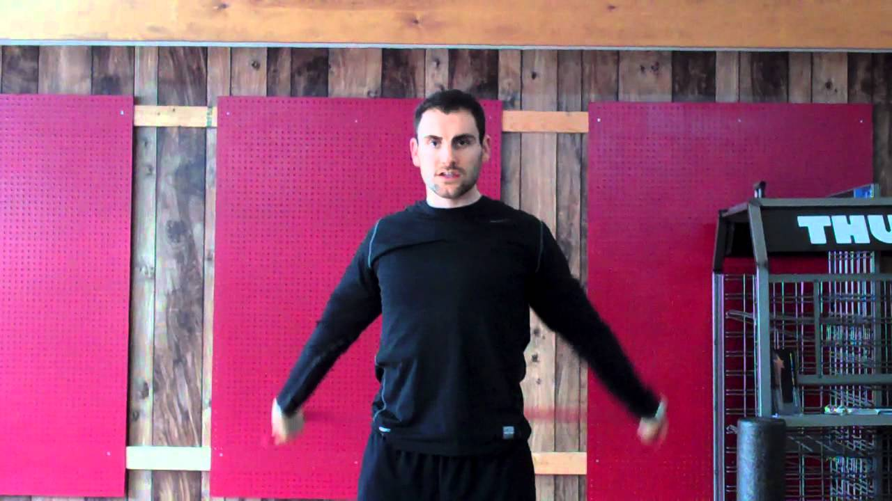 Shoulder Dislocations Band Shoulder Dislocate Stretch