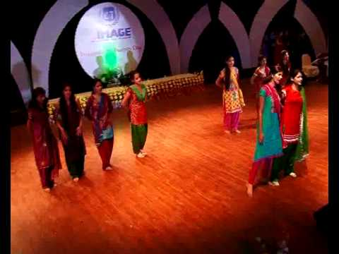 CIMAGE PATNA - Parents Day Celebrations (Medley-Based on Girls...