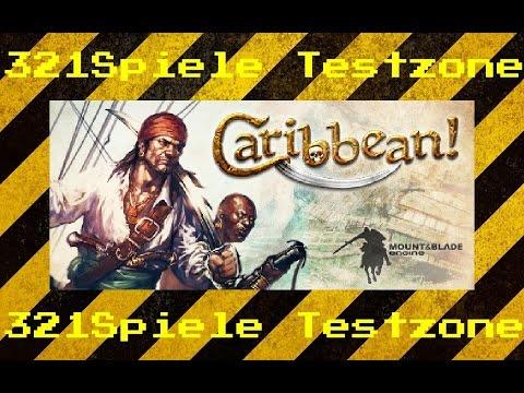 Caribbean - Angespielt Testzone - Gameplay Deutsch