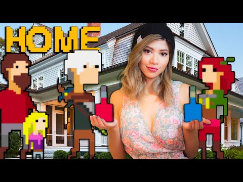 CHANGING MY ROUTINE - Home (Flash Game)