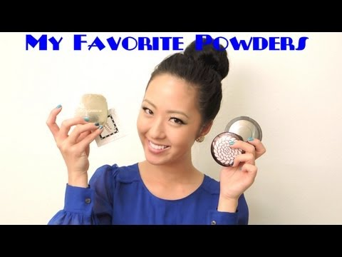 REVIEW: My Favorite Powders - Powder Foundations. Pressed/Travel Compacts. Loose Setting Powders